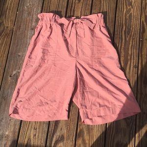 Pants - Prologue-cinched shorts